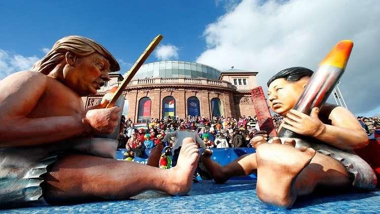 ترامب يشيد بنهج بيونغ يانغ
