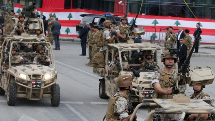 فرنسا تدعم الجيش اللبناني بـ14 مليون يورو
