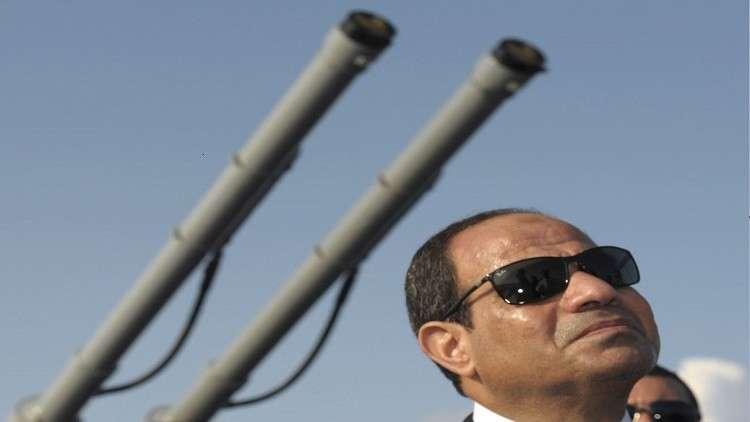 السيسي يكشف عن رأيه في حل صراعات المنطقة عسكريا