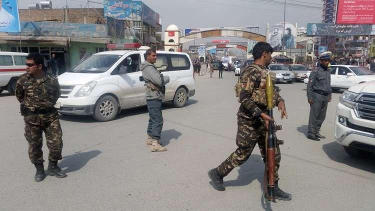 ارتفاع حصيلة الهجوم الانتحاري في كابل إلى 9 قتلى.. و