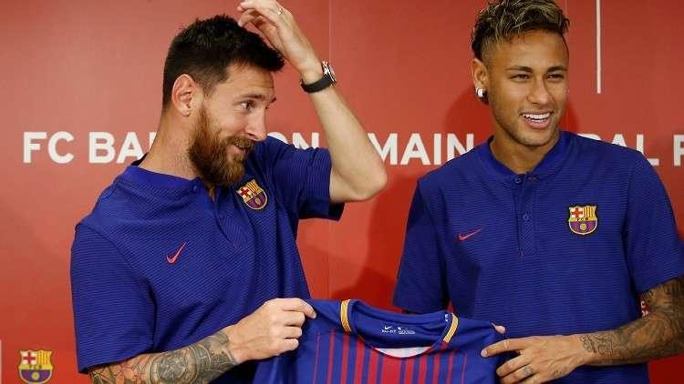 نيمار يفاجئ إدارة برشلونة بطلب غير متوقع!