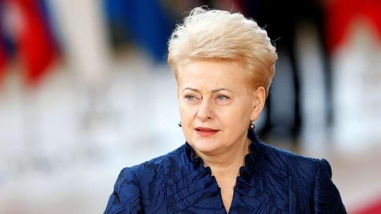 قمة لقادة العالم من النساء في ليتوانيا في يونيو المقبل