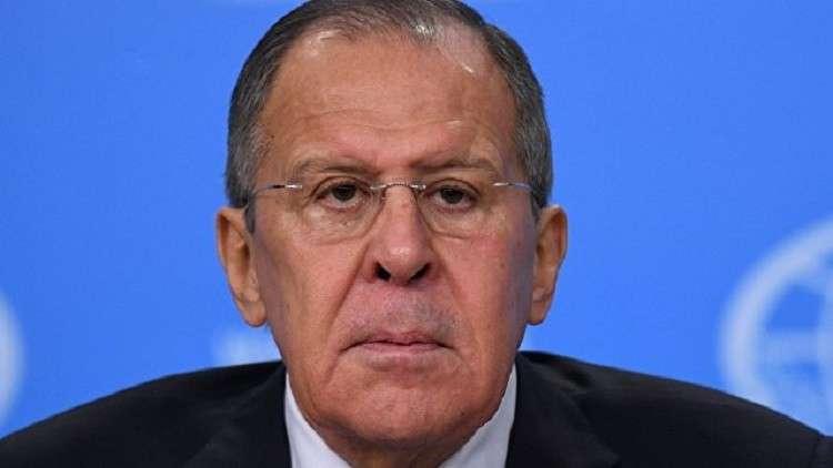 لافروف: الحوار بشأن الاستقرار الاستراتيجي مع واشنطن يجب ألا يرتبط بشروط مسبقة