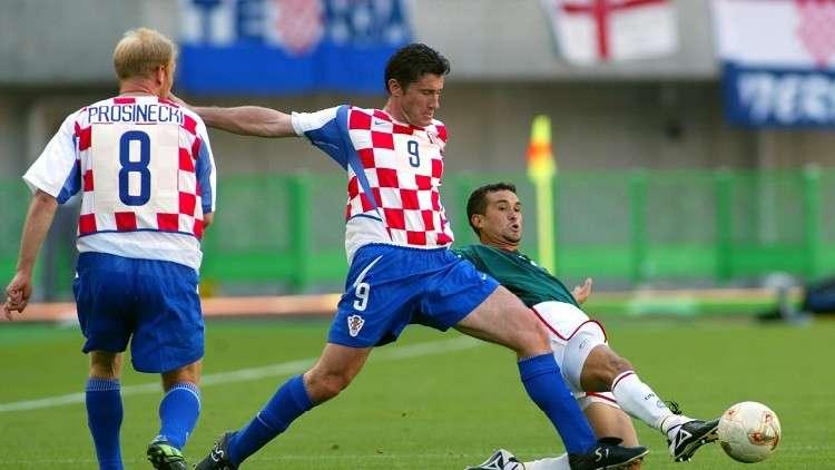 هداف مونديال فرنسا متأكد من دخول كأس العالم 2018 التاريخ