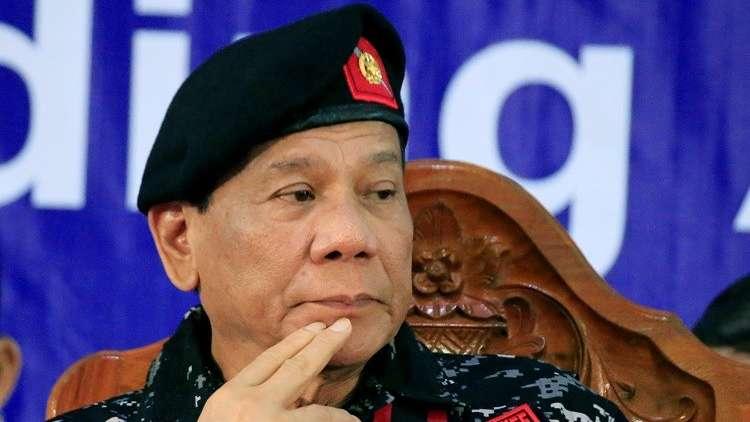 الفلبين تهاجم مفوض الأمم المتحدة السامي لحقوق الإنسان بعد تصريحاته حول دوتيرتي