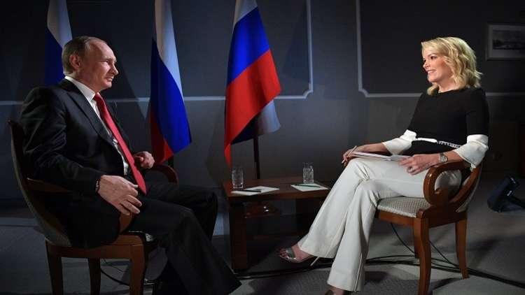 في مقابلة مع قناة أمريكية.. ماذا قال بوتين عن نظيره ترامب وعلاقته به؟