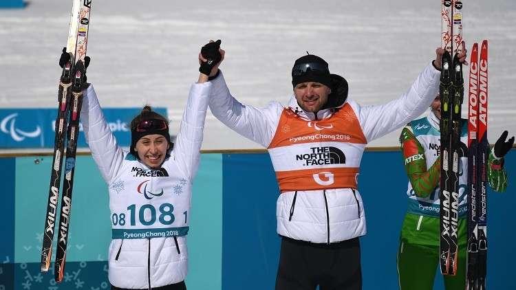 الروسية ليسوفا بطلة لبارالمبياد للمرة الخامسة في مسيرتها
