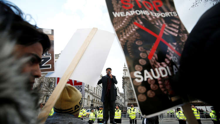 اتفاقيات لندن والرياض تثير غضب المعارضة البريطانية
