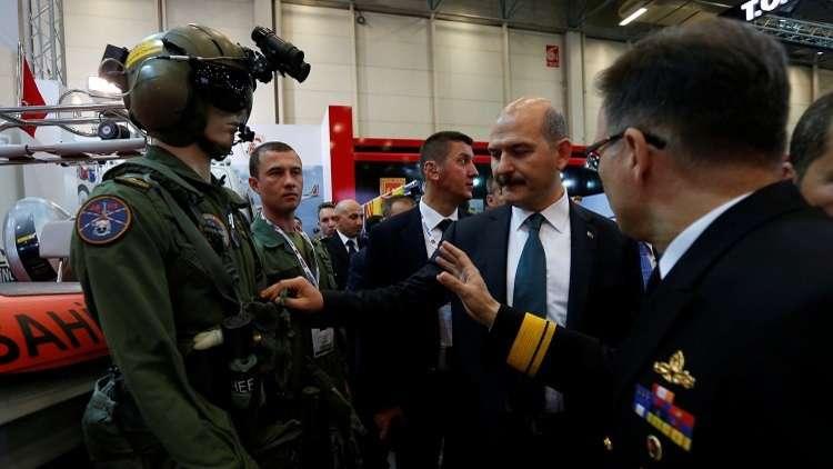 وزير الداخلية التركي: عملية عفرين