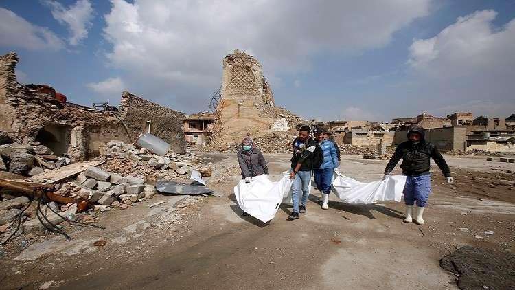 العراق.. 11 ألف مفقود في الموصل
