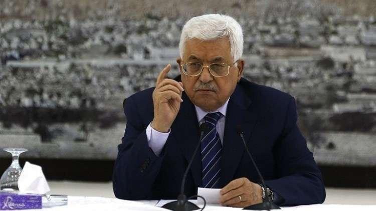 عباس يحذر القيادة الفلسطينية من المساس بأي من القيادات العربية