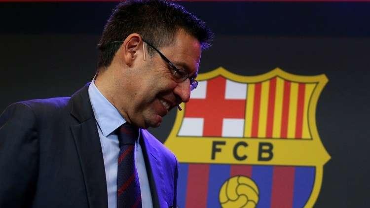 برشلونة يتوصل لاتفاق لضم لاعب موهوب
