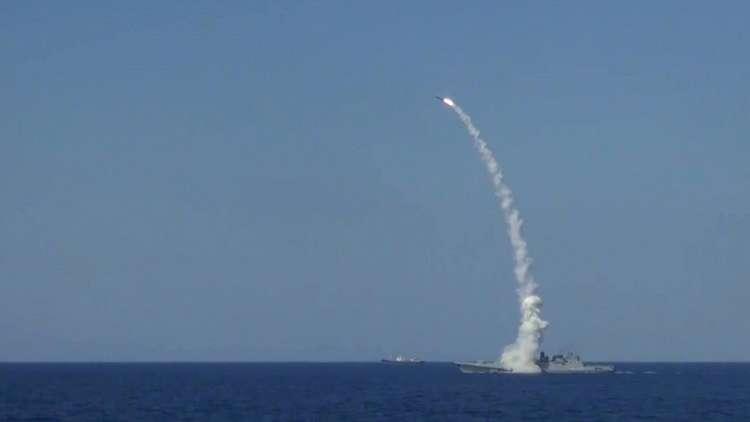 البحرية الروسية تستعد لإطلاق صواريخ قرب السواحل السورية