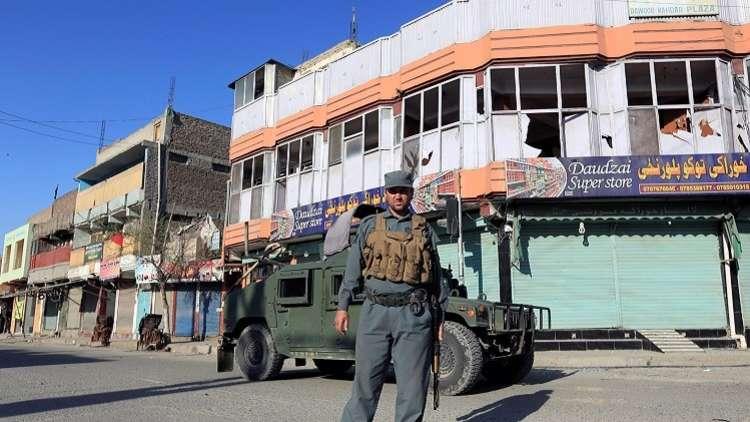 مقتل7 أشخاص على الأقل بانفجار شرق أفغانستان
