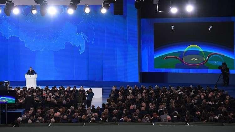 الدفاع الروسية: الأسلحة الجديدة التي كشف عنها بوتين موجودة واقعيا وليست أضغاث أحلام