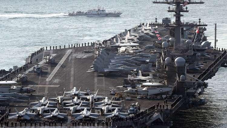 أمريكا الأولى عالميا بصادرات الأسلحة وخاصة للشرق الأوسط الملتهب وروسيا ثانية ولكن لمناطق أقل توترا