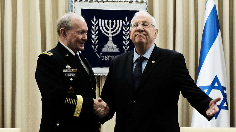أمريكا قد تدفع إسرائيل لاستخدام سلاحها النووي