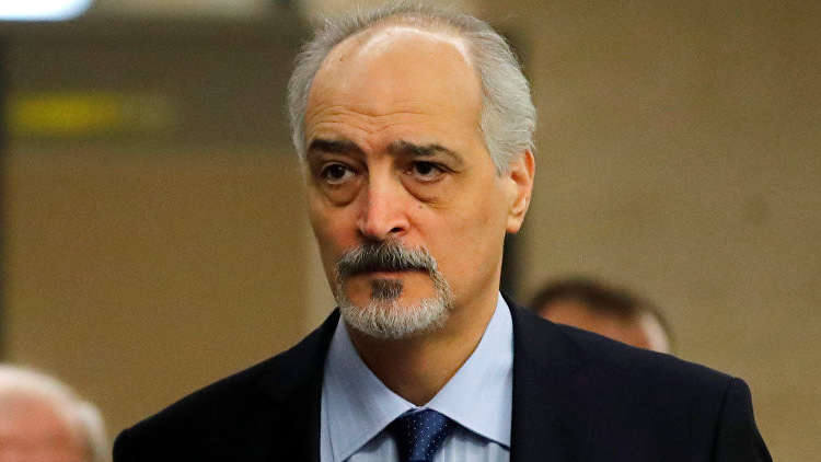 دمشق تتهم التحالف