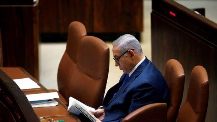 نتنياهو يدعو حلفاءه لعدم الاستفزاز لإجراء انتخابات مبكرة في إسرائيل