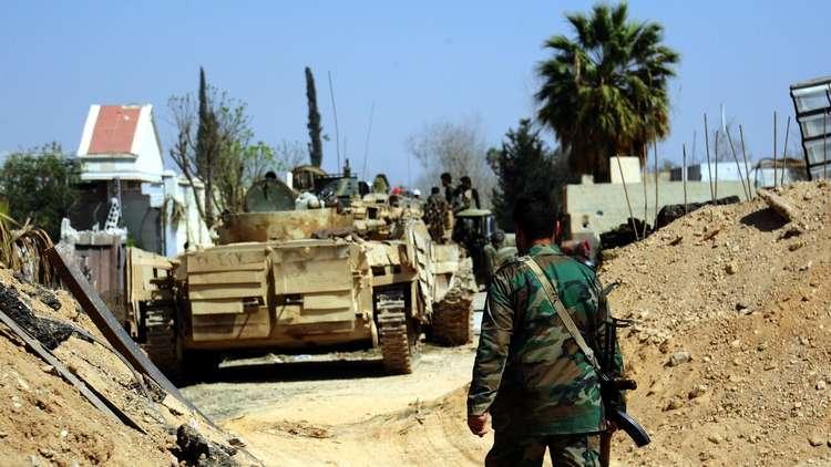 روسيا وتركيا تقرران مصير الغوطة الشرقية