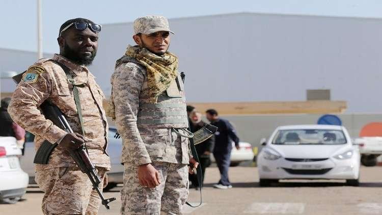 إعلان من ليبيا يدعم أسعار النفط