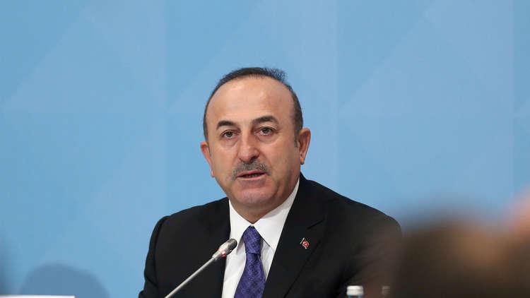جاويش أوغلو: إنجرليك قاعدة تركية لا تتبع للناتو