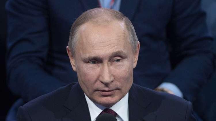 بوتين يزور داغستان