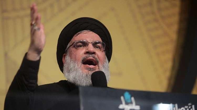 حزب الله ينفي تصريحات منسوبة لحسن نصر الله