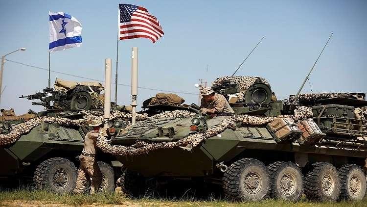 يتضمن مجسمات لمساجد وصورا للأقصى.. جنود أمريكيون وإسرائيليون يتدربون في معسكر مثير للجدل (صور)