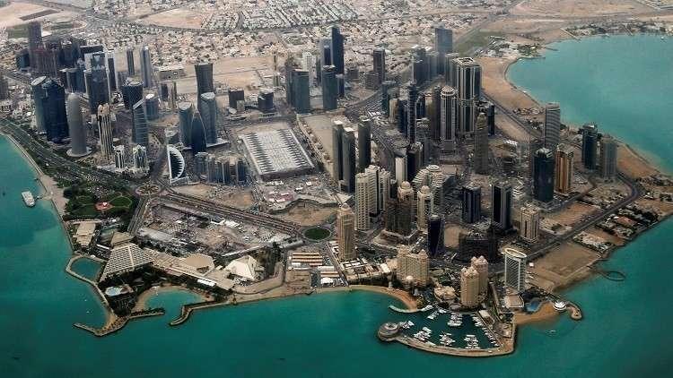وفد من الحرس الثوري الإيراني يزور قطر
