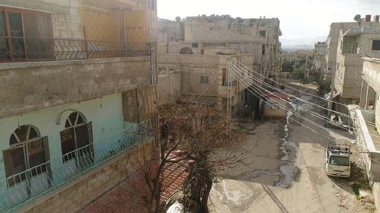الدفاع الروسية:  خروج المئات من الغوطة الشرقية منذ فتح الممر الإنساني