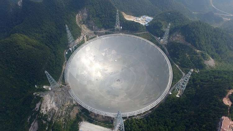 أكبر تلسكوب في العالم يكتشف 11 نجما نابضا جديدا