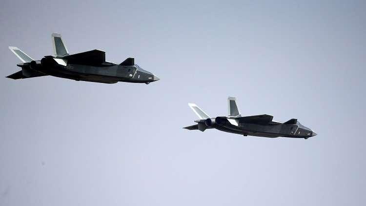 تقنيات صينية جديدة لطائرات الشبح