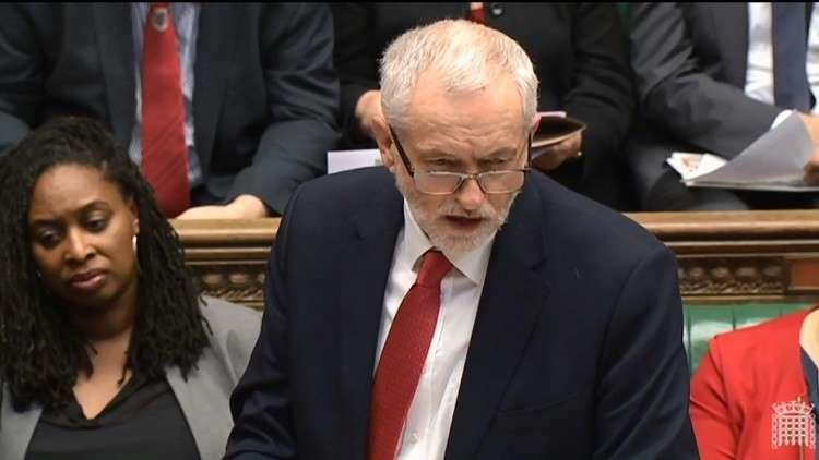 معارض بريطاني يدعو ماي لتقديم أدلة على تورط روسيا في قضية سكريبال