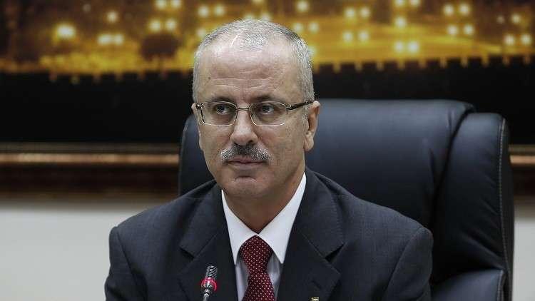 مسؤول أمني فلسطيني: محترفون استهدفوا موكب الحمد الله
