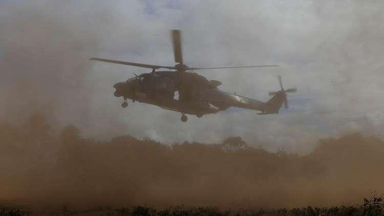 قتلى وجرحى بتحطم مروحية عسكرية في السنغال