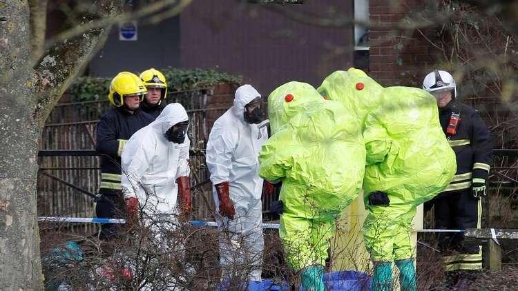 لندن ترصد 67 مليون دولار ضمن التحقيق في تسمم سكريبال