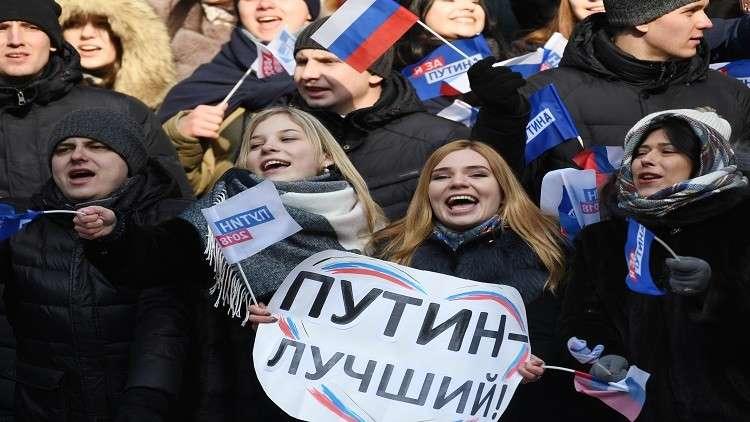 ما سر شعبية بوتين؟