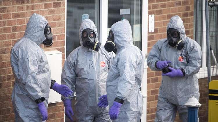 كيميائي يفنّد سخف تصريحات بريطانيا حول سم