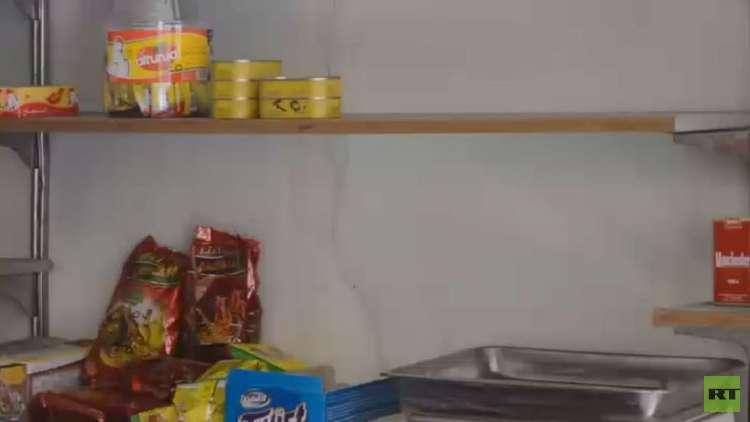 تدهور الأوضاع المعيشية في مدينة عفرين