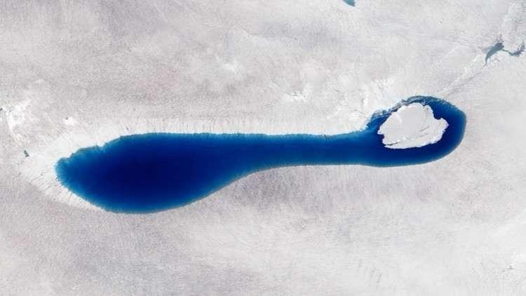 بحيرات غرينلاند تهدد مليارات البشر بكارثة مدمرة