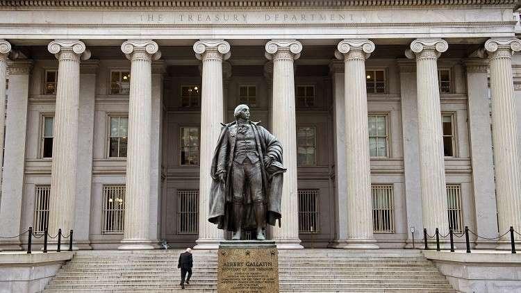 الخزانة الأمريكية تعلن توسيع العقوبات ضد روسيا