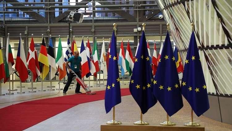 الاتحاد الأوروبي ينشر نبأ توسيع العقوبات ضد سوريا ويحذفه بعد دقائق
