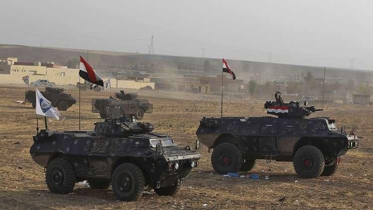 وسائل إعلام: مقتل سبعة جنود عراقيين بهجوم مسلح غربي الأنبار