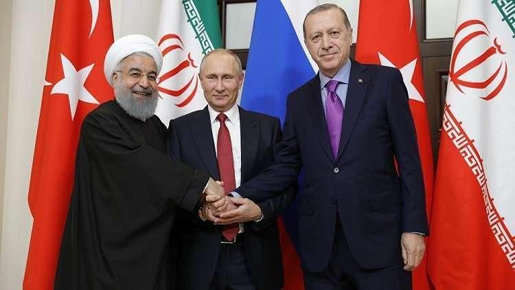 قمة روسية تركية إيرانية في إسطنبول حول سوريا
