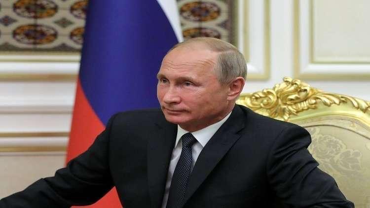 بوتين يوجه دعوة إلى الناخبين الروس للمشاركة في انتخابات الرئاسة