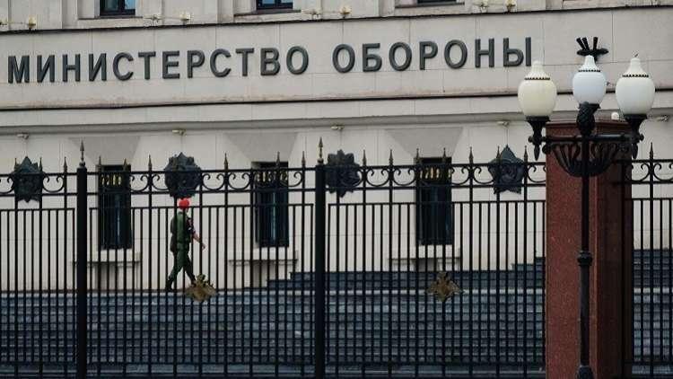 وزارة الدفاع الروسية: عبارات وزير الدفاع البريطاني دليل عقمه الفكري