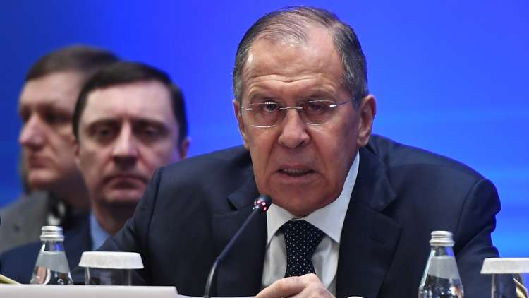 لافروف: بريطانيا تخفي عن موسكو معلومات عن مواطنين روس