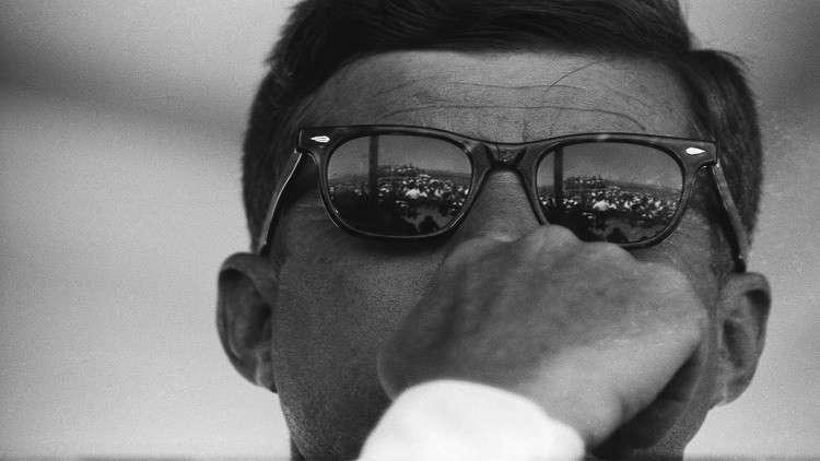 كينيدي يلقي خطابه المفترض بعد 55 عاما على اغتياله!