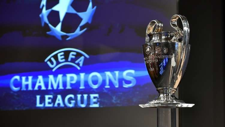Confederations in the quarter-finals of the Champions League